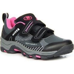 Buty trekkingowe dziewczęce: Buty sportowe dziewczęce trekkingowe wodoodporne Hasby