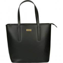 Torba - 4-166-O R N-N. Żółte torebki klasyczne damskie marki Venezia, ze skóry. Za 349,00 zł.
