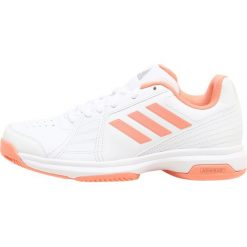 Buty trekkingowe damskie: adidas Performance ASPIRE Obuwie multicourt white/chacor/silver metallic