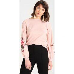 Swetry damskie: Vila VIODONNA Sweter adobe rose