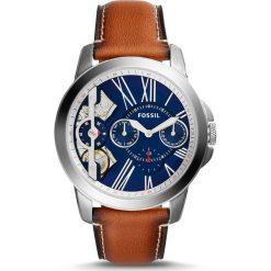 Zegarek FOSSIL - Grant ME1161 Light Brown/Silver Steel. Różowe zegarki męskie marki Fossil, szklane. Za 649,00 zł.