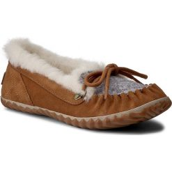 Creepersy damskie: Półbuty SOREL - Out N About Slipper NL2431 Elk/Fawn 286
