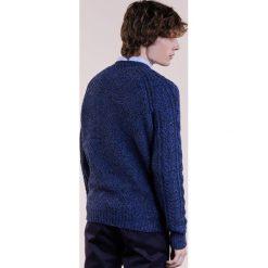 CLOSED Sweter blau/black. Niebieskie swetry klasyczne męskie marki CLOSED, l, z materiału. W wyprzedaży za 762,30 zł.