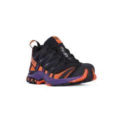 Buty do biegania Salomon  XA PRO 3D GTX LTD W. Czarne buty do biegania damskie marki Salomon, z gore-texu, na sznurówki, gore-tex. Za 527,77 zł.