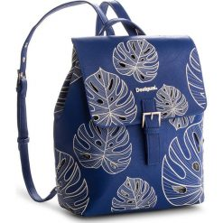 Plecak DESIGUAL - 18SAXPF9 5000. Plecaki damskie Desigual, ze skóry ekologicznej, eleganckie. W wyprzedaży za 169,00 zł.
