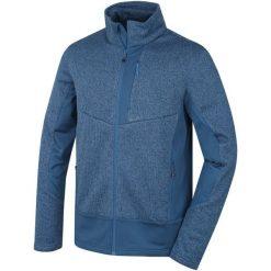 Husky Męski Sweter Alan Niebieski Xxl. Niebieskie swetry klasyczne męskie marki Oakley, na lato, z bawełny, eleganckie. Za 259,00 zł.