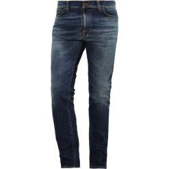 Nudie Jeans LEAN DEAN Jeansy Slim fit crispy bora. Czarne jeansy męskie relaxed fit marki Criminal Damage. W wyprzedaży za 408,85 zł.