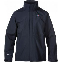 Kurtki sportowe męskie: Berghaus Kurtka Outdoorowa Hillwalker Shell Jkt Am Black/Black M