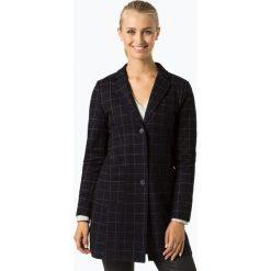 Opus - Płaszcz damski – Haley, niebieski. Niebieskie płaszcze damskie Opus, eleganckie. Za 579,95 zł.