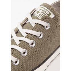 Trampki męskie: Converse CHUCK TAYLOR ALL STAR WAX LEATHER OX Tenisówki i Trampki medium olive/black/egret