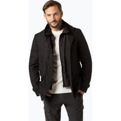 Finshley & Harding - Kurtka męska – Black Label, szary. Czarne kurtki męskie pikowane marki Finshley & Harding, w kratkę. Za 599,95 zł.