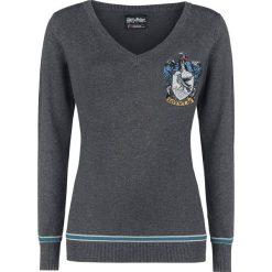 Harry Potter Ravenclaw Sweter damski szary/niebieski. Niebieskie swetry klasyczne damskie Harry Potter, m. Za 164,90 zł.