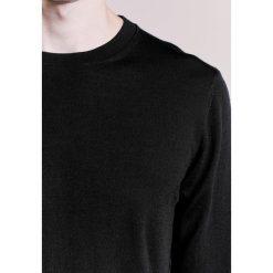 Swetry klasyczne męskie: Reiss WESSEX Sweter navy