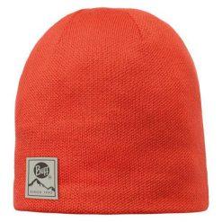 Czapki męskie: Buff Czapka Knitted & Polar Solid Orange czerwona (BH110995.204.10.00)