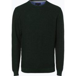 Swetry męskie: Nils Sundström – Sweter męski, zielony