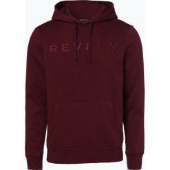 Review - Męska bluza nierozpinana, czerwony. Czerwone bluzy męskie rozpinane marki KALENJI, m, z elastanu, z długim rękawem, długie. Za 159,95 zł.