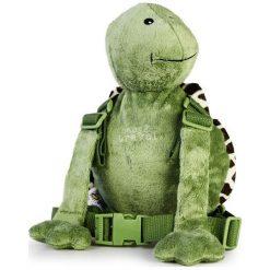 Przytulanki i maskotki: Goldbug – Szelki smycz dla dzieci z maskotką – Żółw