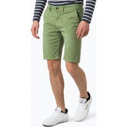 Pepe Jeans - Spodenki męskie – Mc Queen, zielony. Niebieskie spodenki jeansowe męskie marki Pepe Jeans. Za 199,95 zł.