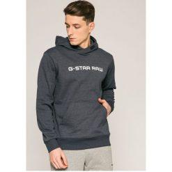 G-Star Raw - Bluza. Szare bluzy męskie rozpinane marki TARMAK, m, z bawełny, z kapturem. W wyprzedaży za 319,90 zł.