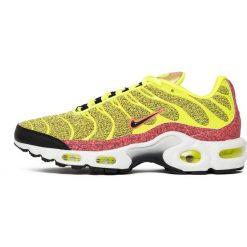 """Buty Nike Wmns Air Max Plus SE """"Special Edition"""" (862201-700). Czarne buty sportowe damskie Nike, z materiału. Za 380,99 zł."""