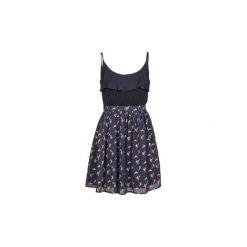 Sukienki hiszpanki: Sukienki krótkie Kling  LICATA CHIFFON