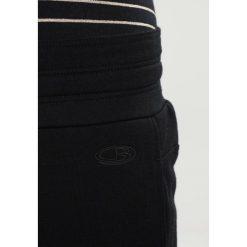 Icebreaker CRUSH PANTS Spodnie treningowe black/charcoal. Czarne bryczesy damskie Icebreaker, xs, z elastanu. Za 519,00 zł.