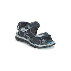 Sandały Dziecko  Primigi  RAPADOUILLE. Niebieskie sandały chłopięce marki Primigi. Za 183,20 zł.