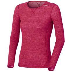 Odlo Koszulka damska Shirt l/s crew neck Revolution Tw Warm różowa r. M. Czerwone bluzki sportowe damskie marki Odlo, l. Za 209,27 zł.