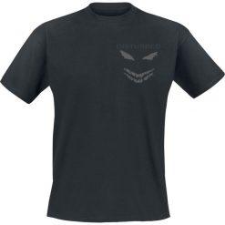 Disturbed Darkness T-Shirt czarny. Czarne t-shirty męskie z nadrukiem Disturbed, xl, z okrągłym kołnierzem. Za 74,90 zł.