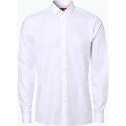 HUGO - Koszula męska – Erondo, czarny. Niebieskie koszule męskie marki HUGO, m, z bawełny. Za 379,95 zł.