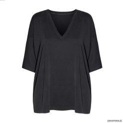 T-shirt oversize czarny. Niebieskie t-shirty damskie marki Pakamera, z bawełny. Za 249,00 zł.