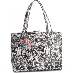 Torebka GUESS - HWGG71 81150 GFT. Białe torebki klasyczne damskie Guess, z aplikacjami, ze skóry ekologicznej. Za 629,00 zł.