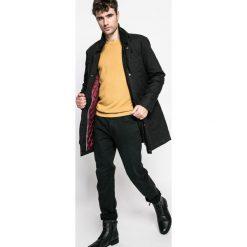 Medicine - Sweter Graphic Monochrome. Czarne swetry klasyczne męskie MEDICINE, m, z bawełny, z okrągłym kołnierzem. W wyprzedaży za 99,90 zł.