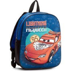 Plecak CARS - BN607280  Granatowy. Czarne plecaki męskie marki Cars, z bawełny. Za 39,99 zł.