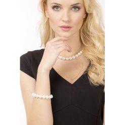 Bransoletki damskie: Bransoletka z perłowymi koralami II