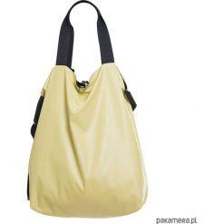 Dwustronna torba TWIN LOVE Lemon. Białe torby plażowe Pakamera, ze skóry. Za 159,00 zł.