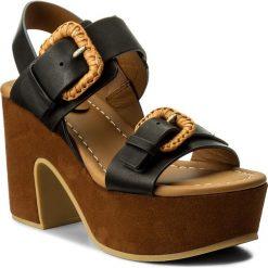 Rzymianki damskie: Sandały SEE BY CHLOÉ – SB30091 Nero 999