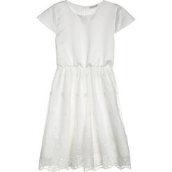 Sukienki dziewczęce: Name it NITTHILLE DRESS  Sukienka koktajlowa bone