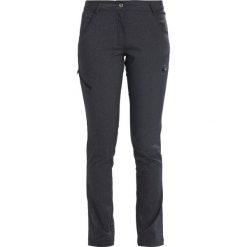 Bryczesy damskie: Mammut MASSONE PANTS WOMEN Spodnie materiałowe black melange