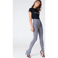 T-shirty damskie: Vanessa Moe x NA-KD T-shirt You Can Be The Boss – Black