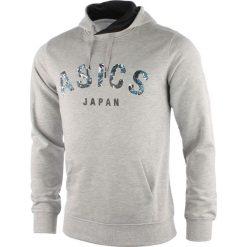 Bejsbolówki męskie: bluza sportowa męska ASICS CAMOU LOGO HOODIE / 131528-0714