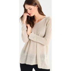 Swetry klasyczne damskie: talkabout Sweter sand