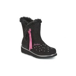 Buty zimowe chłopięce: Śniegowce Dziecko Skechers  SPARKLES