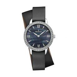 Zegarki damskie: Delbana Antibes 41611.615.1.536 - Zobacz także Książki, muzyka, multimedia, zabawki, zegarki i wiele więcej