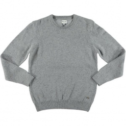 Mustang Sweter Męski, L, Szary. Szare swetry klasyczne męskie Mustang, l, z wełny. Za 348,00 zł.