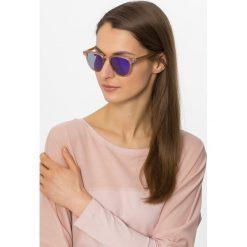 Okulary przeciwsłoneczne damskie aviatory: Komono FRANCIS Okulary przeciwsłoneczne pearl