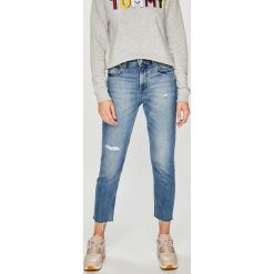 Jeansy damskie: Tommy Jeans - Jeansy Izzy