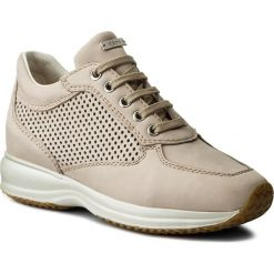 Sneakersy damskie: Sneakersy GEOX - D Happy A D5262A 00085 C5016  Beige