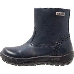 Naturino BRAZOS Śniegowce bleu. Niebieskie buty zimowe damskie Naturino, z materiału. W wyprzedaży za 169,50 zł.