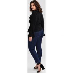 Ashley Graham x Marina Rinaldi IDRANTE Jeans Skinny Fit marine blau. Niebieskie rurki damskie Ashley Graham x Marina Rinaldi. W wyprzedaży za 767,20 zł.